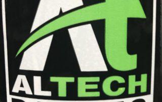 Altech paints Point of sale