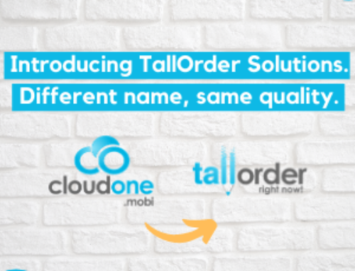 Say hello to TallOrder Solutions. New Name, Same Quality.