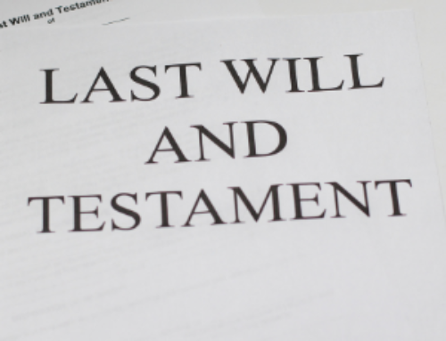 The impact of the Constitution and other Acts on your Last Will and Testament?