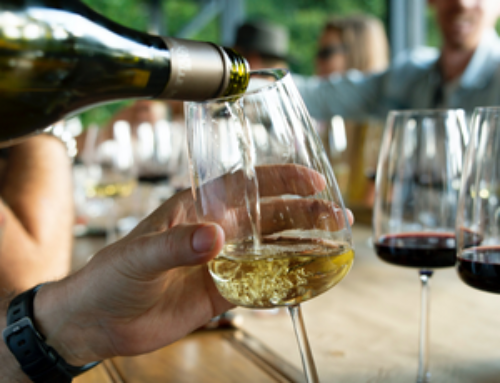 Why a wine farm would need a point of sale.